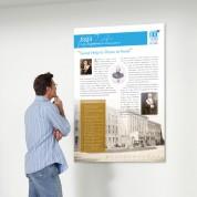 Large Posters. Graphic Design, Upper Case, Cork