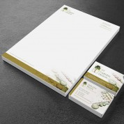 Stationery Packs, Graphic design, Upper Case, Cork