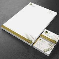 Stationery Packs, Graphic design, Upper Case, Cork