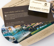 reward card
