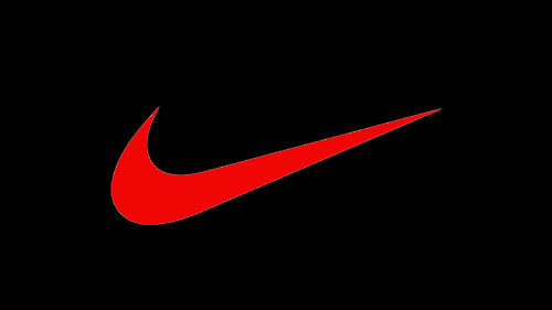 Nike Just Do It Logo Vinyl Sticker DecalBlack4 Inch