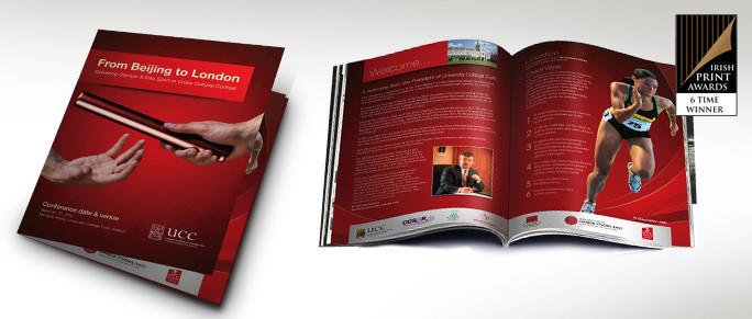 Award winning print for books, brochures & reports