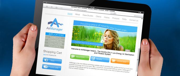 starter sites, bespoke builds, eCommerce