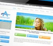 Starter and Brochure Web Design Cork, Upper Case