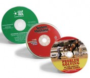 CD and DVD printing, Cork, Upper Case