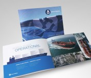 Custom Publications, Custom Brochure Design Upper Case