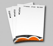 Letterheads Design Cork Upper Case