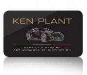 PVC Cards PVC Plastic Cards Branding Design Upper Case