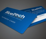 PVC Plastic Cards, Cork, Uppercase