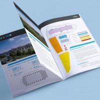 bound brochures, graphic designers, printers, Cork, Upper Case
