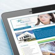 Web design by Upper Case in Cork