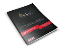 CLIC Logo Design, Upper Case, Cork