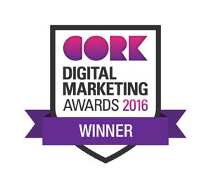 Work Digital Marketing Awards winner