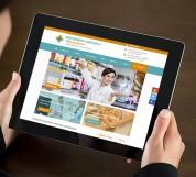 Website design by Upper Case in Cork