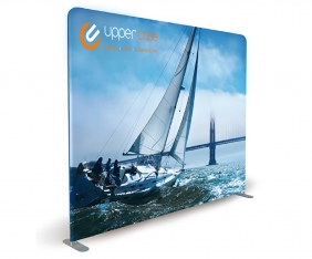 Fabric Pop Ups, Exhibition display solutions Cork by Upper Case