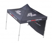 printed tents and branded gazebos